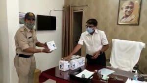 बढ़ते कोरोना के चलते इंदौर पुलिस भी सतर्क, सुरक्षा के लिए अमल में लाया जा रहा है यह प्लान