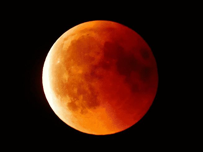 (Lunar eclipse 2021)