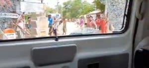 बंगाल हिंसा की जांच करने पहुंची गृह मंत्रालय की टीम, केंद्रीय मंत्री की कार पर हमला