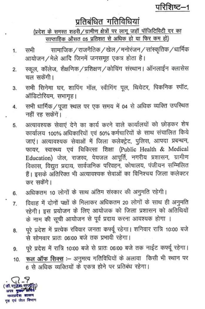 MP Unlock Guideline