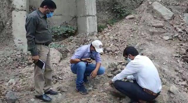 Ujjain : महाकाल मंदिर में मिले 2100 साल पुराने अवशेष, भोपाल से पहुंची पुरातत्व विभाग की टीम