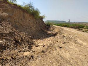 Morena News : कोरोना काल में भी जारी है अवैध खनन, वन विभाग ने साधा मौन