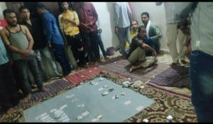 उज्जैन: बड़ी कार्रवाई, जुआ खेलते 44 रंगेहाथों गिरफ्तार, 5 लाख रुपए सहित कई मोबाइल जब्त