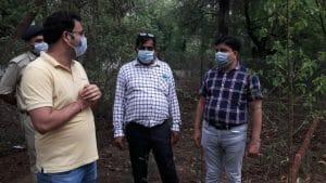 Gwalior News : शासकीय आवास पर चला बुलडोजर, ये है कारण