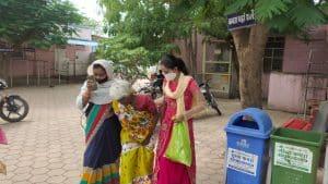 अशोकनगर : एसडीएम की पहल पर बुजुर्ग महिला को मिला आशियाना