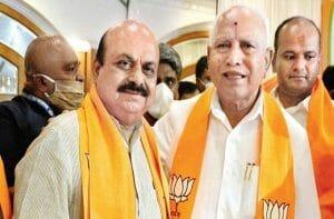 Karnataka CM Oath: बसवराज बोम्मई ने कर्नाटक के नए मुख्यमंत्री के रूप में ली शपथ