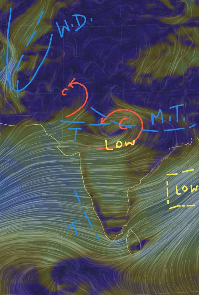 MP Weather Alert: मप्र के 3 दर्जन से ज्यादा जिलों में भारी बारिश का अलर्ट, बिजली गिरने के भी आसार