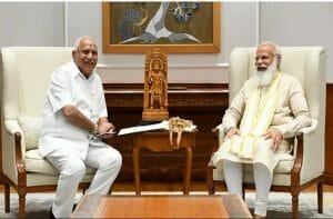 आज पद से इस्तीफा दे सकते हैं कर्नाटक सीएम येदियुरप्पा, अगले सीएम की रेस में इन दावेदारों के नाम हैं शामिल..