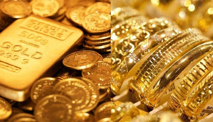 Gold Silver Rate