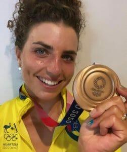 Tokyo Olympics 2020: एथलीट का चौंकाने वाला खुलासा- Condom की मदद से जीता Medal
