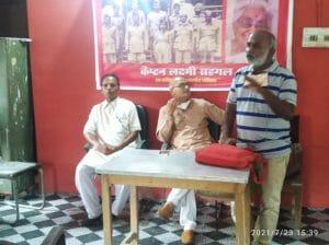 स्वतंत्रता संग्राम सेनानी कैप्टन लक्ष्मी सहगल को माकपा ने किया याद