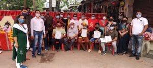 आजाद-जयंती पर रोटरी क्लब अलीराजपुर के तत्वावधान में रक्तदान शिविर हुआ सम्पन्न
