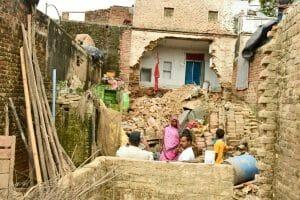 ग्वालियर संभाग के बाढ़ ग्रस्त इलाकों में पहुंचा केंद्रीय दल, नुकसान का किया आंकलन