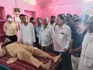 Chanderi News : मुहर्रम के उपलक्ष पर सभी मुस्लिम समाज के युवाओं ने किया 52 यूनिट रक्तदान