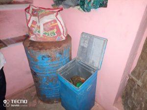 Shivpuri News : सुने सरपंच के घर को चोरों ने बनाया निशाना, जेवर सहित 5 लाख नगद किये चोरी