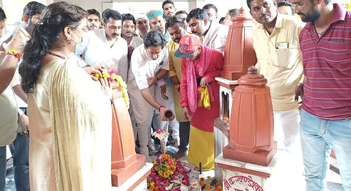 Datia: कांग्रेस विधायक जयवर्धन ने शिवराज सरकार को घेरा, बाढ़ पीड़ितों के लिए की ये बड़ी मांग