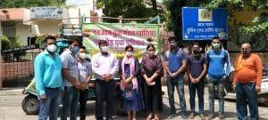 Gwalior News: मासूमों ने नन्हे हाथों से रोपे पौधे, समझाया पेड़ों का महत्व