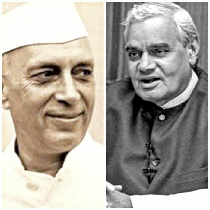 BJP के इस दिग्गज नेता ने बताया नेहरू और वाजपेयी को लोकतंत्र का आदर्श, कही आत्मनिरीक्षण की बात