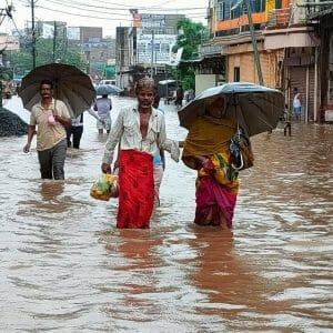 Shivpuri: शहर में आफत की बारिश, कई घरों में नहीं जले चूल्हे, छतों पर जाकर लोगों ने बचाई अपनी जान
