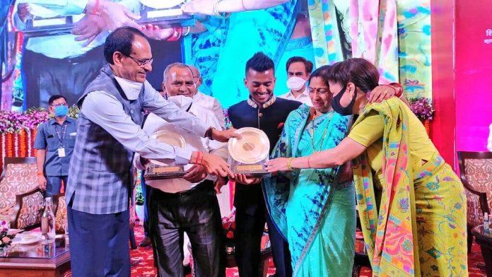 CM Shivraj ने ओलंपियन Vivek Sagar को बनाया DSP, मां के इस सपने को भी पूरा किया