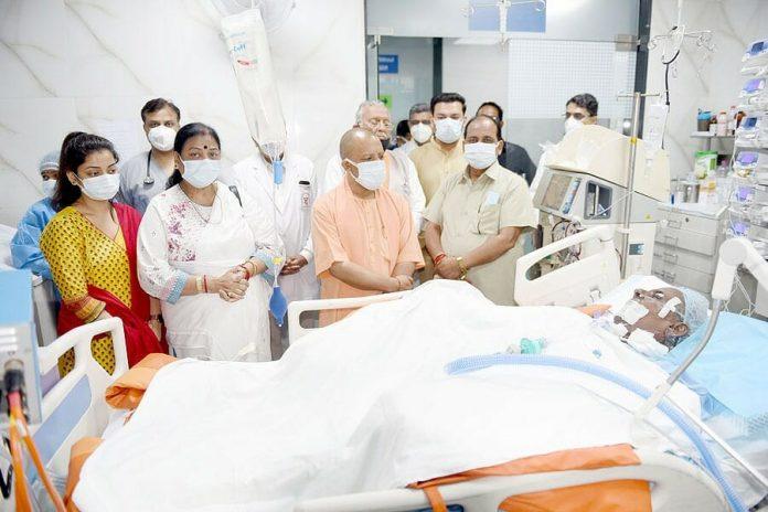 UP के पूर्व मुख्यमंत्री Kalyan Singh का 89 साल की उम्र में निधन, पार्टी में शोक की लहर