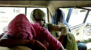 पांच शातिर महिला चोर गिरफ्तार, रक्षाबंधन पर भीड़ में किये थे गहने चोरी