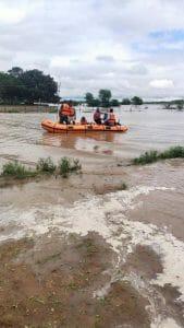 LIVE - VIDEO ग्वालियर-चंबल में बाढ़ के हालात, ग्वालियर दतिया को जोड़ने वाला पुल टूटा, यहां देखें एक-एक जिले का अपडेट
