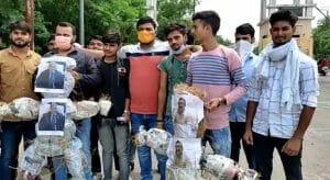 Gwalior News : छात्रों ने जलाये कुलपति और डिप्टी रजिस्ट्रार के पुतले, ये है कारण
