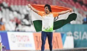 Tokyo Olympics: जेवलीन थ्रो में नीरज चोपड़ा के शानदार प्रदर्शन पर सिंधिया ने ट्वीट कर दी खास बधाई