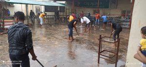 स्वच्छता भक्ति: 100 किलोमीटर दूर से डॉक्टर हनुमान मंदिर की सफाई करने आता है युवाओं का दल