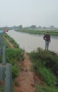 हरसी बांध का बढ़ रहा जलस्तर, प्रशासन ने किया 24 गांवों में अलर्ट जारी