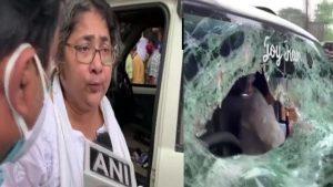 Independence Day कार्यक्रम में शामिल दो MP पर हमला, सांसदों ने BJP पर लगाए आरोप