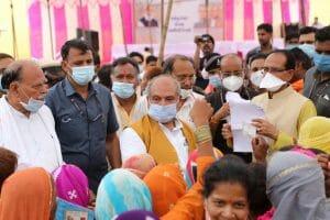 बाढ़ प्रभावित श्योपुर जिले के गांवों के लिए सीएम शिवराज ने की ये बड़ी घोषणा