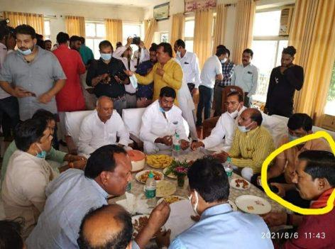 Congress का हमला, आपदा में मंत्री बना रहे Picnic, अधिकारी कर रहे जल क्रीड़ा, जारी की तस्वीरें