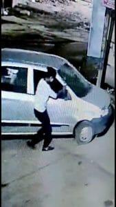 Morena News: चोरों के हौसले बुलंद, घटना CCTV में कैद, Video Viral