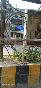 Dabra news:अघोषित बिजली कटौती, बेहाल जनता !