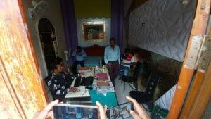 करोड़ों का आसामी निकला CMHO कार्यालय का बाबू, लोकायुक्त की छापेमार कार्रवाई