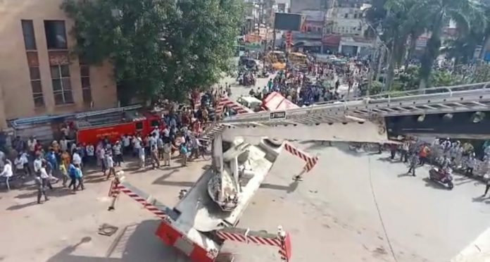 Gwalior News: झंडा लगाते वक्त क्रेन टूटी, 3 की मौत, मौके पर प्रभारी मंत्री-पुलिस बल