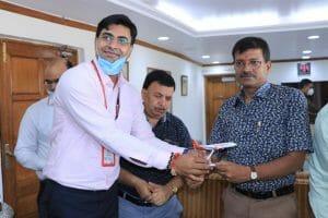 Gwalior News: हवाई सेवा में जुड़ा नया अध्याय, Spicejet ने शुरू की कार्गो सुविधा