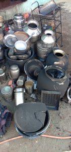 Shivpuri News : गैस सिलेंडर में लीकेज से घर में लगी आग, लाखों का सामान जलकर हुआ खाक !