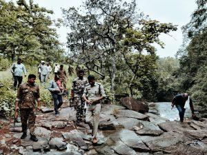 पुलिस की बड़ी कार्रवाई, सर्चिंग कर अपह्रत युवक को जंगल से किया बरामद किया, ये है मामला