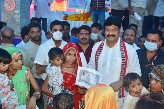 गोविंद सिंह राजपूत ने बिलहरा में किया 15 करोड़ के विकास कार्यों का किया भूमिपूजन