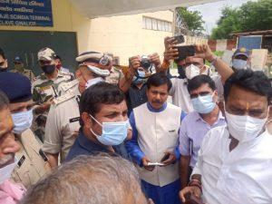 Gwalior News : प्रभारी मंत्री सिलावट ग्वालियर दौरे पर, बोले अब कांग्रेस बची ही कहाँ है