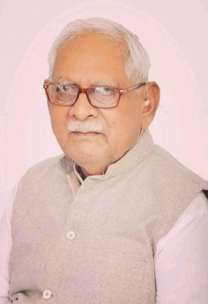 MP के पूर्व मंत्री और 4 बार के विधायक रहे परशुराम साहू का निधन, VD Sharma ने जताया शोक