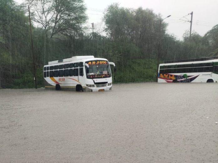 MP Weather : मप्र में जारी रहेगा झमाझम का दौर, आज इन जिलों भारी बारिश का अलर्ट
