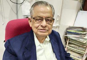 प्रसिद्ध डॉक्टर एनपी मिश्रा का निधन, CM ने दी श्रद्धांजलि, भोपाल गैस त्रासदी पीड़ितों के इलाज में निभाई थी बड़ी भूमिका