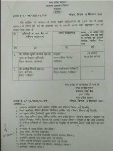 Transfer : IAS अधिकारियों के तबादले, यहाँ देखें लिस्ट