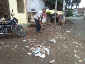 Sagar News : अव्यवस्थाओं के चलते सुरखी का हाल बेहाल, जगह-जगह लगा गंदगी का अंबार