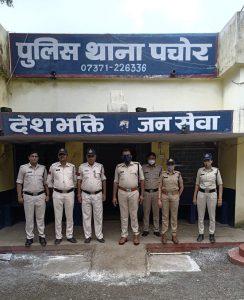 Rape in Rajgarh : 8वीं की छात्रा को अगवा कर किया दुष्कर्म, 24 घंटे में आरोपी गिरफ्तार