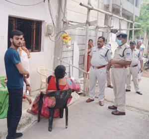 Satna News : शहर में 22 घंटो में हुई 4 चेन स्नैचिंग, एक सीसीटीवी में कैद